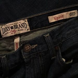 Lucky Brand hipster jeans